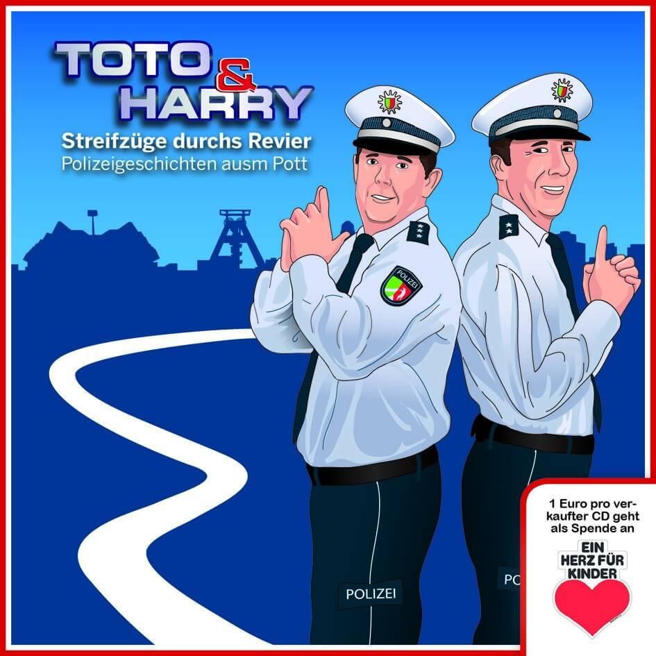 """Toto & Harry. Anlässlich des Verkaufsoffenen Sonntag in Hattingen am 05.05.2013 haben wir die Ruhrpott-Polizisten """"Toto & Harry"""" für euch zur Autogrammstunde zu uns eingeladen.  Folgendes Programm ist in der Zeit von 14:30 – 15:30 Uhr geplant:  – Autogrammstunde – Fotoleinwand (ihr könnt Fotos von euch, zusammen mit den beiden 'Promis' machen) – Spendensammlung… Mehr lesen…"""