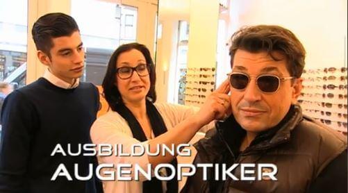 Ein interessantes Video um den Beruf des Augenoptikers zu beschreiben.  https://www.youtube.com/watch?v=Gt3LcK39z4w&width=500&height=350… Mehr lesen…