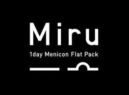 Flat Pack: Sie fällt sofort auf: die super schlanke Verpackung der Miru 1Day ist nur 1mm dünn, passt z.B. in jedes Portemonnaie. Wird der Blister geöffnet, zeigt die Vorderfläche der Miru 1Day nach oben und man muss sich keine Gedanken machen ob die Kontaktlinse umgestülpt ist. Die Miru 1Day bietet den ganzen Tag… Mehr lesen…