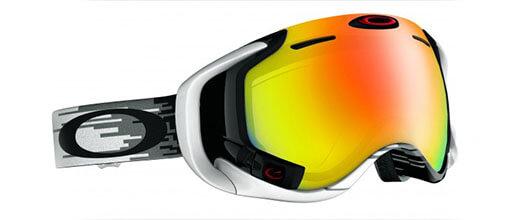 """Oakleyhat seine Skibrille Airwave in Version 1.5 vorgestellt. Der kleine Versionsschritt zeigt schon: Die Brille mit Mikrodisplay hat nur ein kleines Update erfahren und soll nun länger mit einer Akkufüllung laufen. Den ganzen Bericht finden Sie hier…  [youtube url=""""http://youtu.be/_gIvrVgLmWM"""" width=""""500″]… Mehr lesen…"""