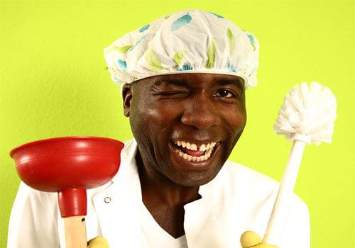 Dave Davis als Motombo Umbokko